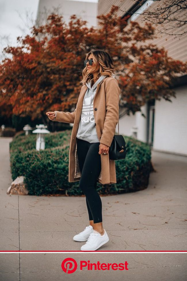 The White Sneaker That Everyone Can (and Should) Wear This Fall | Cella Jane | Winter fashion outfits, Outfit inspo fall, Trendy fall outfits