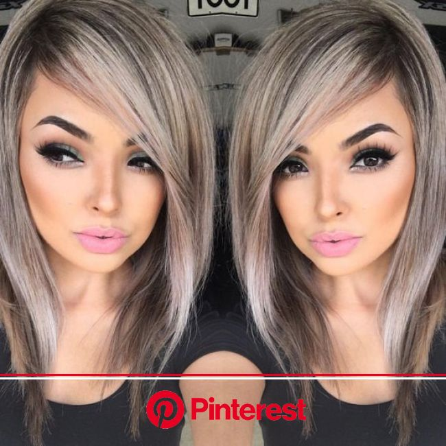 If you're not ready to pull the trigger on a permanent new color, these best-selling semi-permanent hair dyes will help yo… | Hair styles, Hair l