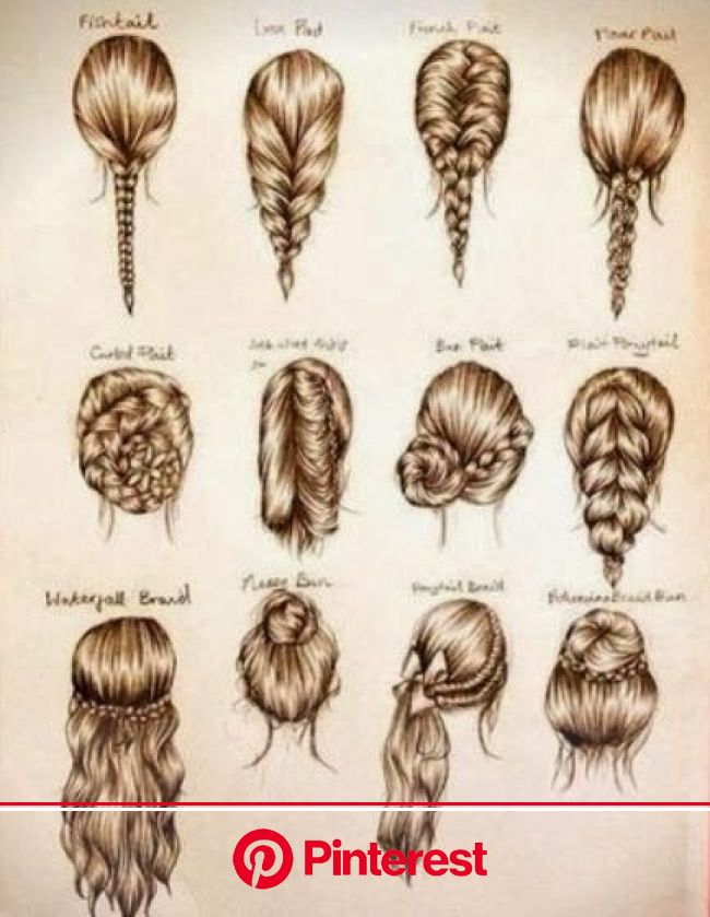 Easy but beautiful hair tutorials |POST YOUR FREE LISTING TODAY! Hair News Network. All Hair. All T… | Braided hairstyles easy, Medium hair styles, Lo