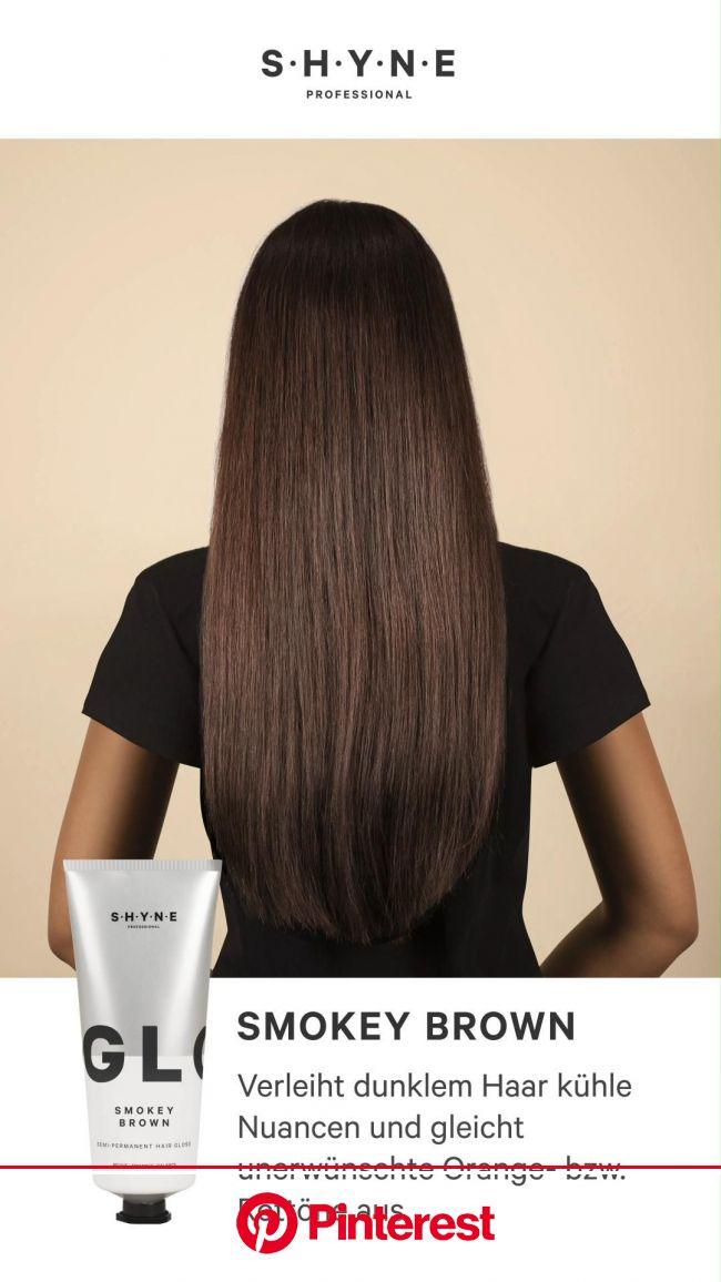 Smokey Brown GLOSS [Video] in 2020 | Frisuren lange haare mädchen, Kurze dunkle haare, Dunkle haare