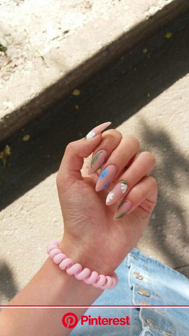 Фотография | Дизайнерские ногти, Милые ногти, Экзотические ногти