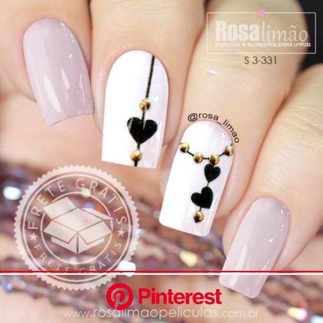 50+ Gorgeous Valentine Nail Design Ideas - The Wonder Cottage | Nail designs valentines, Trendy nails, Valentine nail art