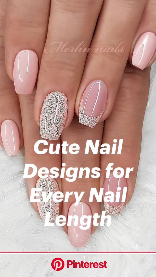 Cute Nail Designs for Every Nail Length: An immersive guide by RoseIdea | Fashion Trends