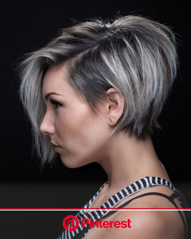 100 Mind Blowing Short Hairstyles For Fine Hair Funky Short Hair Short Shaggy Haircuts Thick Hair Styles Clara Beauty My