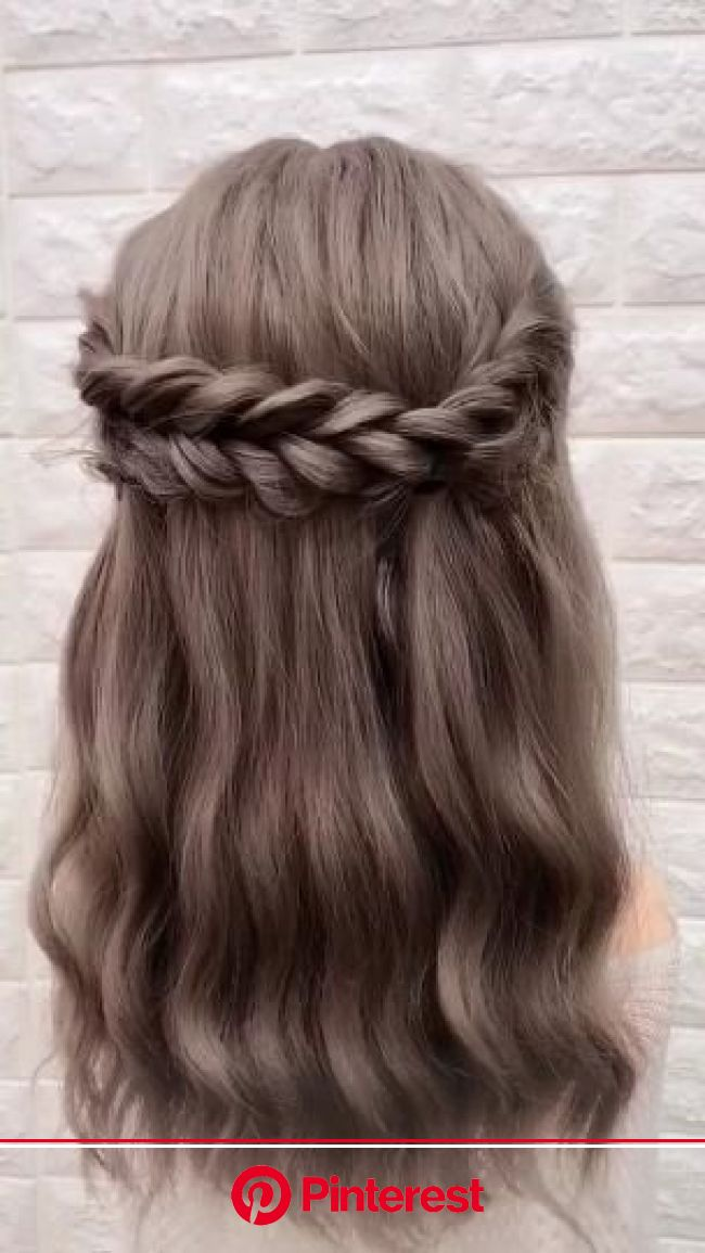 100 Easy & Quick Hairstyle Tutorial For Long And Medium Length Hair Step By Step in 2020 | Hair styles, Hair tutorial, Hair
