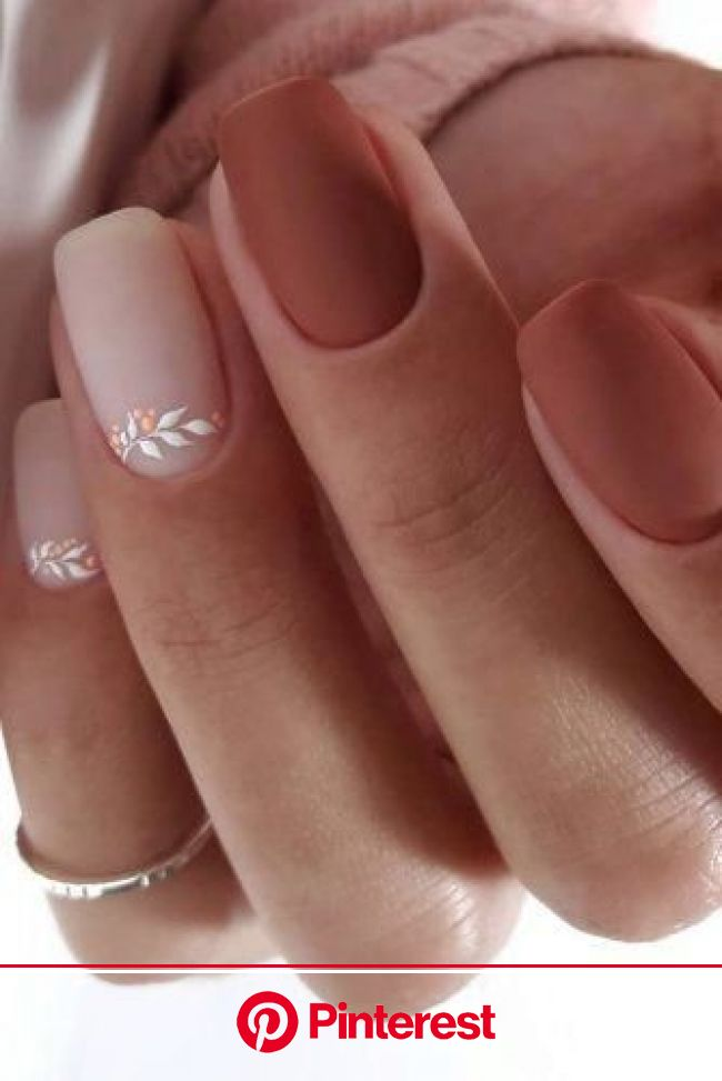 30 Pinterest Nails Wedding Ideas You Will Like | Wedding nail art design, Solid color nails, Nails