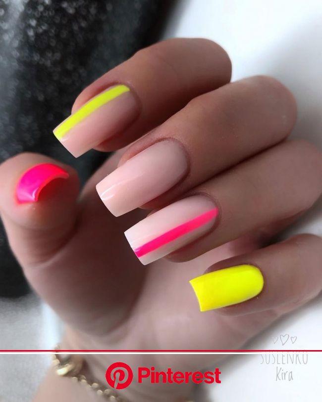 FoxyNails: Маникюр, дизайн ногтей | ВКонтакте в 2021г | Дизайнерские ногти, Ногти, Неоновые ногти