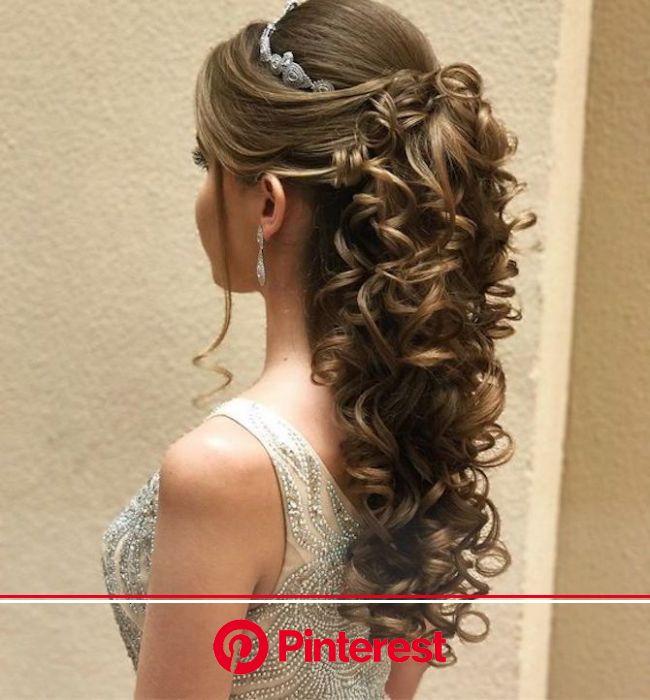 Penteados para formatura | Penteado noiva, Penteados, Cabelo de noiva