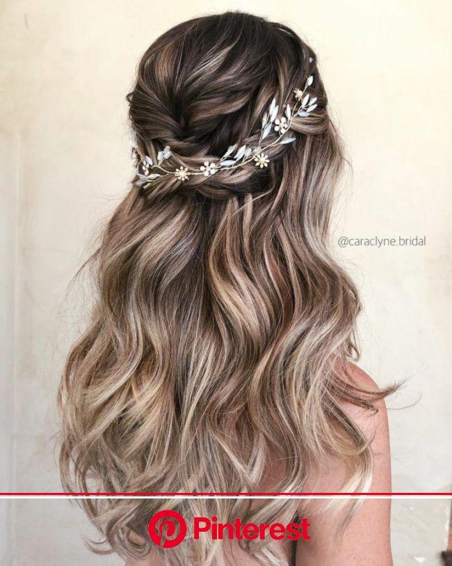 Penteados para 15 anos: 80 ideias incríveis para uma verdadeira princesa | Ideias de penteado, Penteado noiva, Penteado casamento