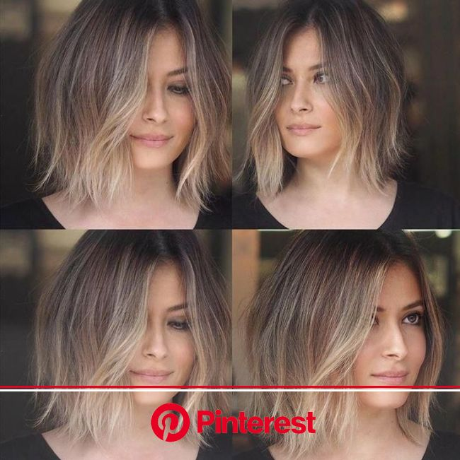 51 Best Bob Haircuts And Hairstyles For 2019 Blonde Ombre Short Hair Short Ombre Hair Short Hair Balayage Clara Beauty My