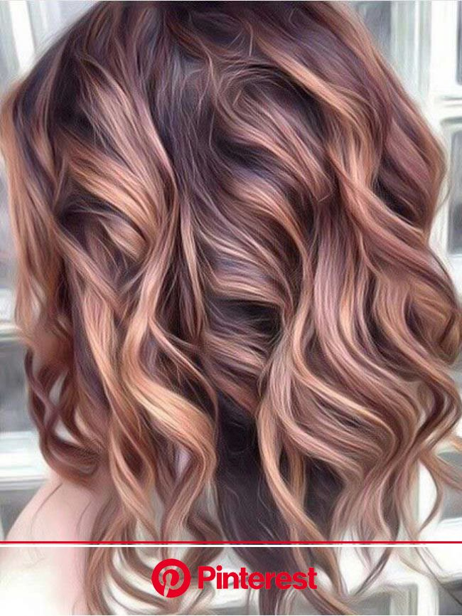51 Gorgeous Hair Color Worth To Try This Season | Fall hair color for brunettes, Hair styles, Long hair styles