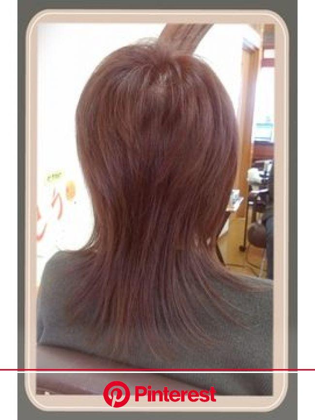 ストレート ウルフ カット 【ウルフカット】2021年夏人気のウルフカットのヘアスタイル・髪型カタログ ミニモ