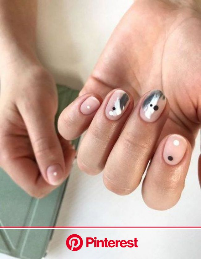 44+ Ideas Makeup Ideas 2018 Spring | Manicure, Nail manicure, Trendy nails