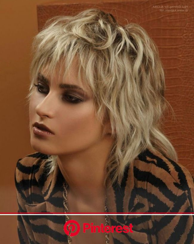 Lisa Rinna Hairstyles Bangs With Medium Hair Medium Hair Styles Short Shag Hairstyles Clara Beauty My