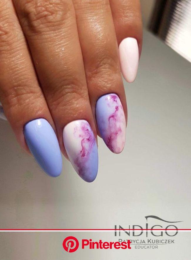 TOP 25 Niesamowitych Inspiracji na Modne Paznokcie Które Musicie Zobaczyć! | Ładne paznokcie, Paznokcie, Kolorowe paznokcie