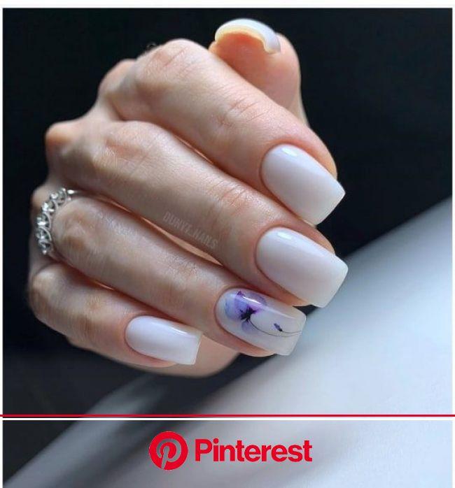 Top manicure 2020 to surprise everyone - isishweshwe | Manicure, Nail art designs, Nail designs