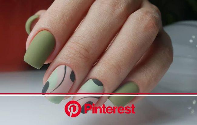 Geo nail design | Manicura de uñas, Decorados para uñas cortas, Uñas decoradas grises