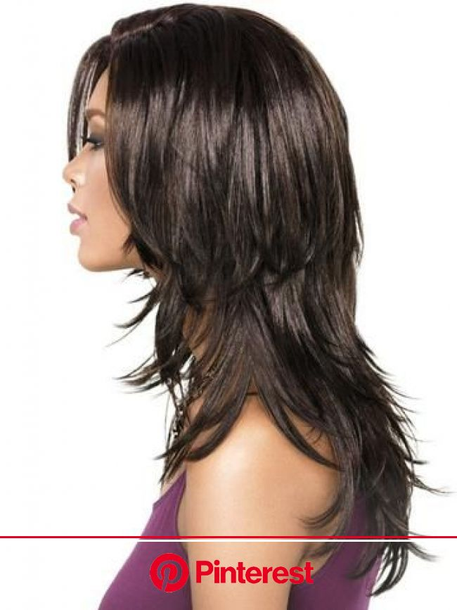 Pin by glisett colina on Long Hair Wigs | Long hair styles, Long hair wigs, Long choppy hair
