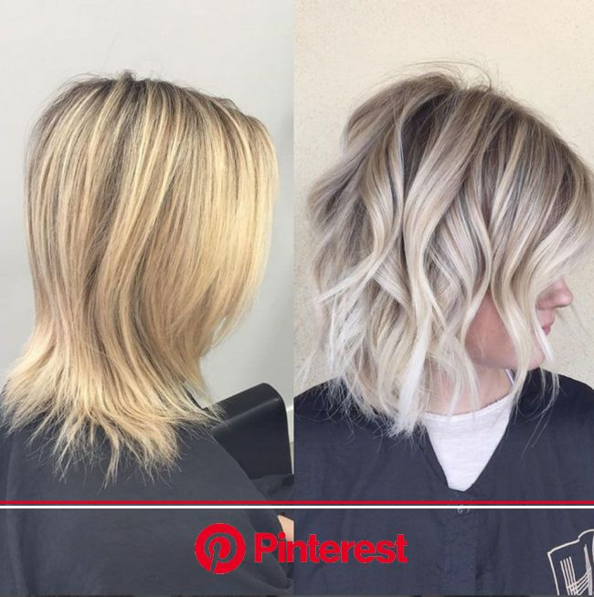HOW-TO: Yellow Blonde to Lived-In Sombre | Yellow blonde hair, Sombre hair, Sombre hair color