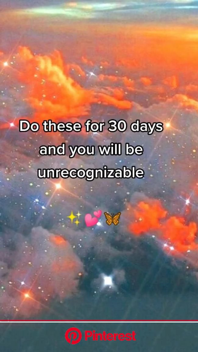 Do this for 30 days and you will be unrecognizable: An immersive guide by Vital Self-love