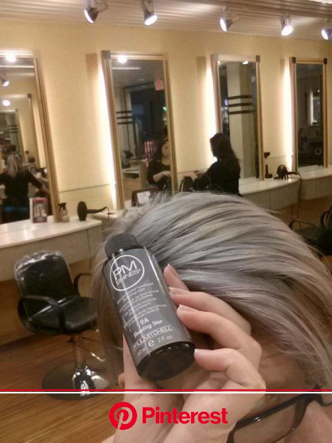 For those of you wanting to know how to get silver hair... | Silver hair color, Grey hair color, Silver hair