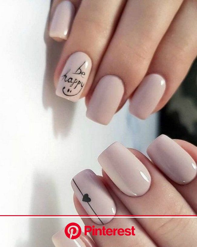 80+ Easy Valentine's Day Nail Art Ideas Designs 2020 - Flymeso Blog | Valentine nail art, Valentines nail art designs, Valentines nails