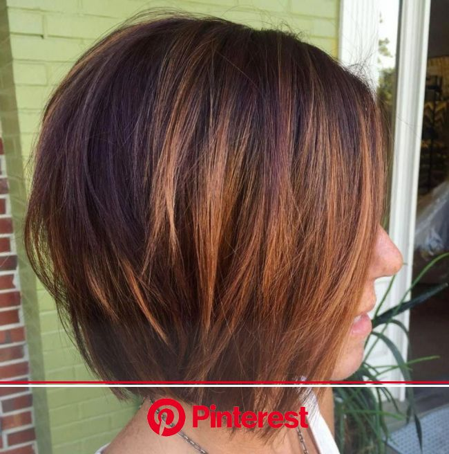60 Layered Bob Styles: Modern Haircuts with Layers for Any Occasion | Medium bob hairstyles, Bob hairstyles, Layered bob hairstyles