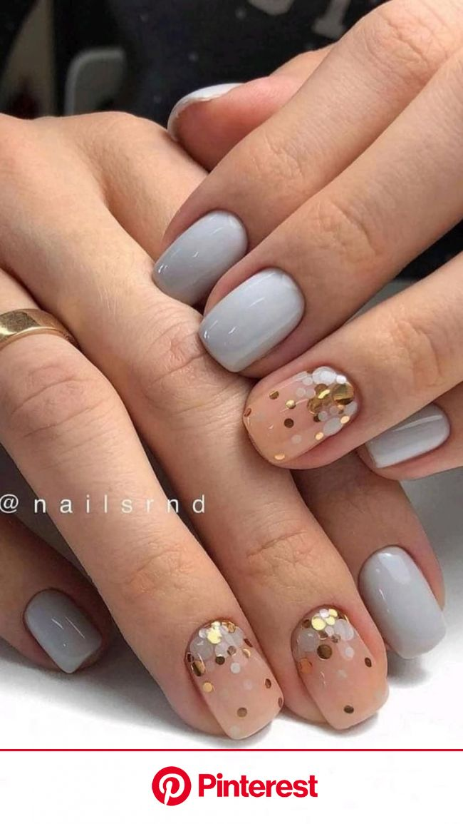 Beautiful Nail Fashion Ideas for Girls by @ nailsrnd: An immersive guide by PEXROM