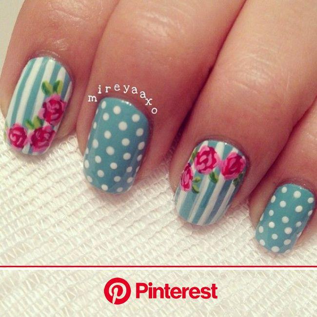 Nail Care Products & Nail Supplies | Sephora | Floral nails, Floral nails tutorial, Watermelon nails