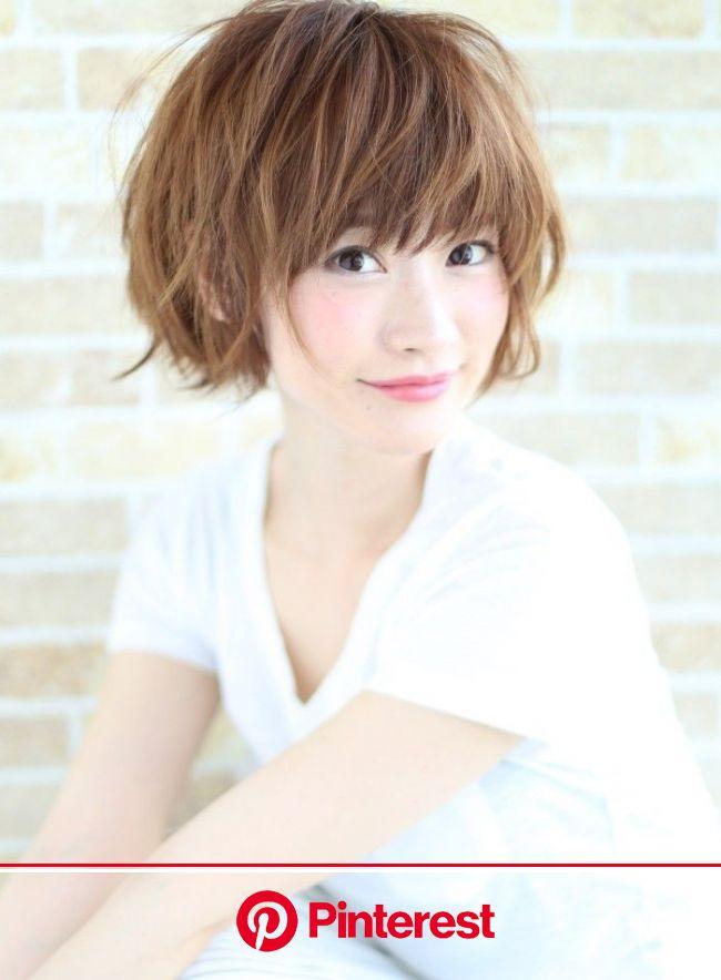 美容室・ヘアスタイル検索サイト・ビューティーナビ/ニュアンスかわい /AFLOAT JAPAN | おしゃれ ヘアスタイル, ふわふわ ヘアスタイル, 髪型