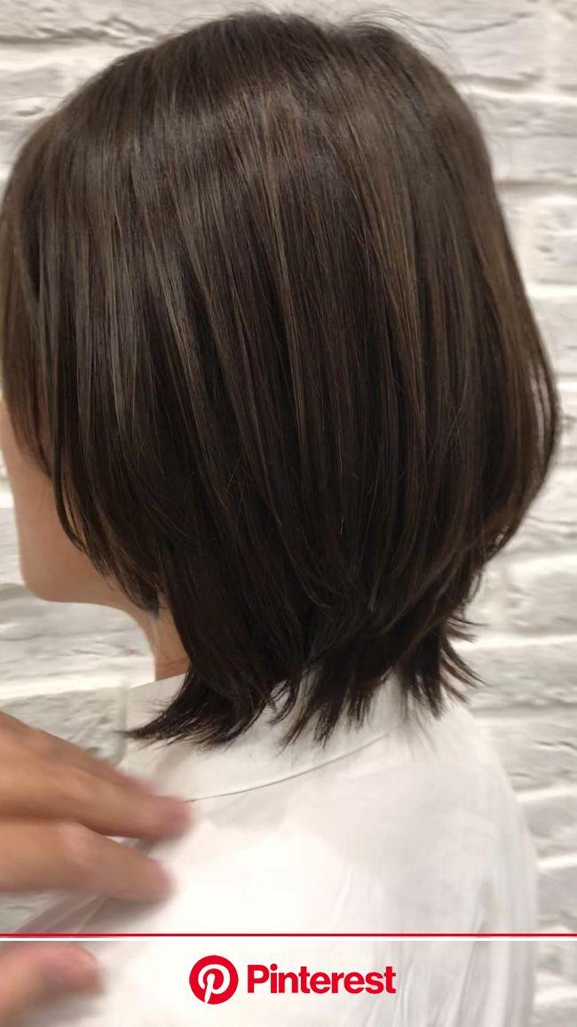 トウノス ショウキチ|ピークス(PEAKS)の美容師・スタイリスト|ホットペッパービューティー in 2021 | Short hair styles, Hair highlights, Hair styles