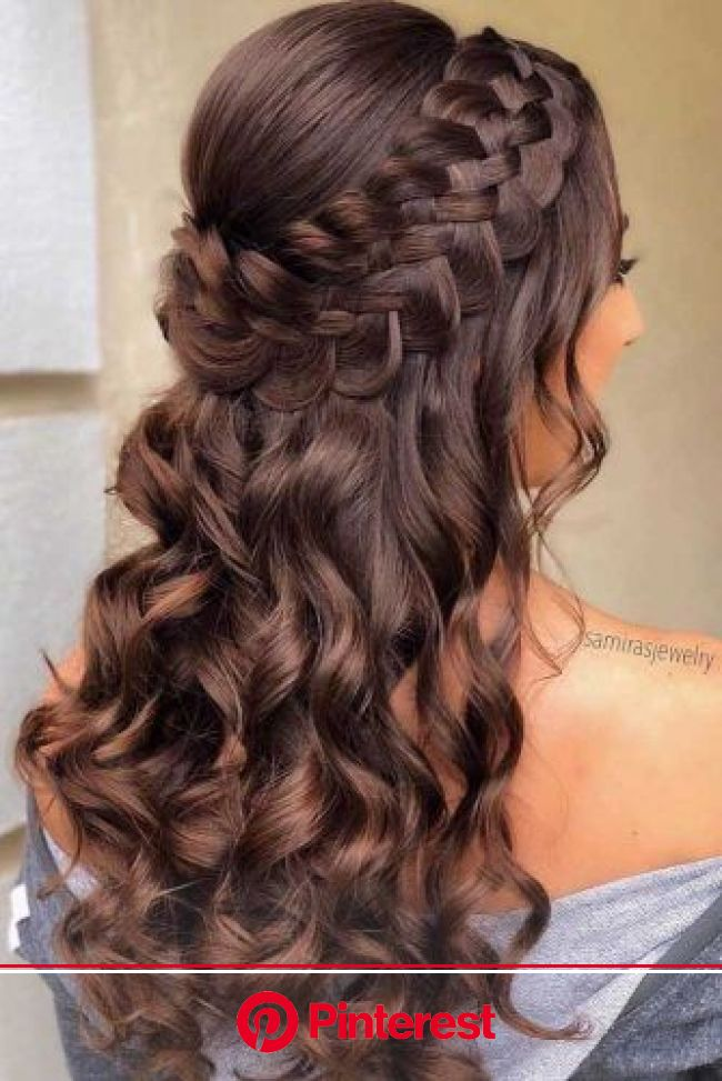30 Ideas Of Unique Homecoming Hairstyles | LoveHairStyles | Hair styles, Hair, Quince hairstyles