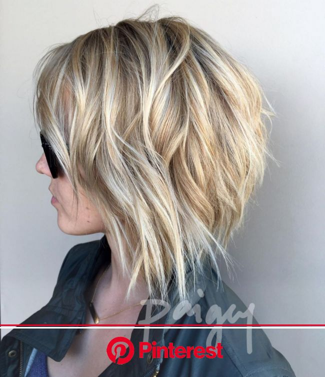 70 Fabulous Choppy Bob Hairstyles | Choppy bob hairstyles, Bob hairstyles, Thick hair styles