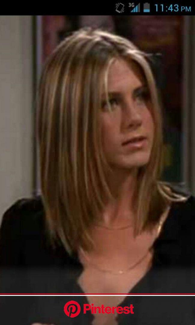 Love her hair | Rachel green hair, Jen aniston hair, Jennifer aniston hair