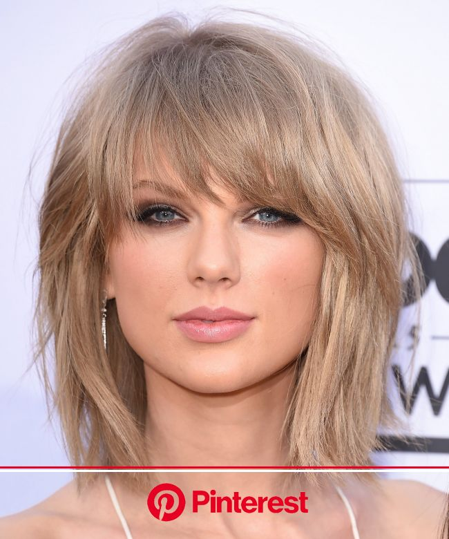 For Her 30th Birthday, A Guide To Taylor Swift's Most Iconic Hairstyles | Hair styles, Short hair styles, Taylor swift hair