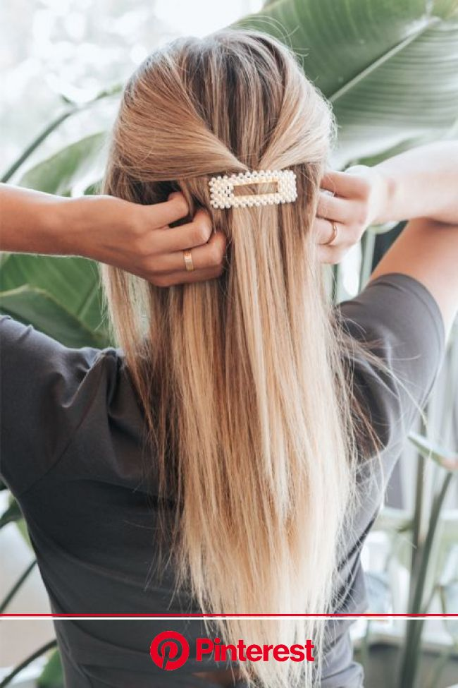 only at bevello | Clip hairstyles, Cool hairstyles, Hair styles