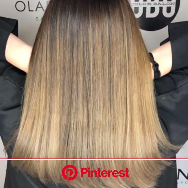[Видео] «Home - UbU Color Salon in Tampa, FL» | Прически, Окрашивание волос, Стрижка