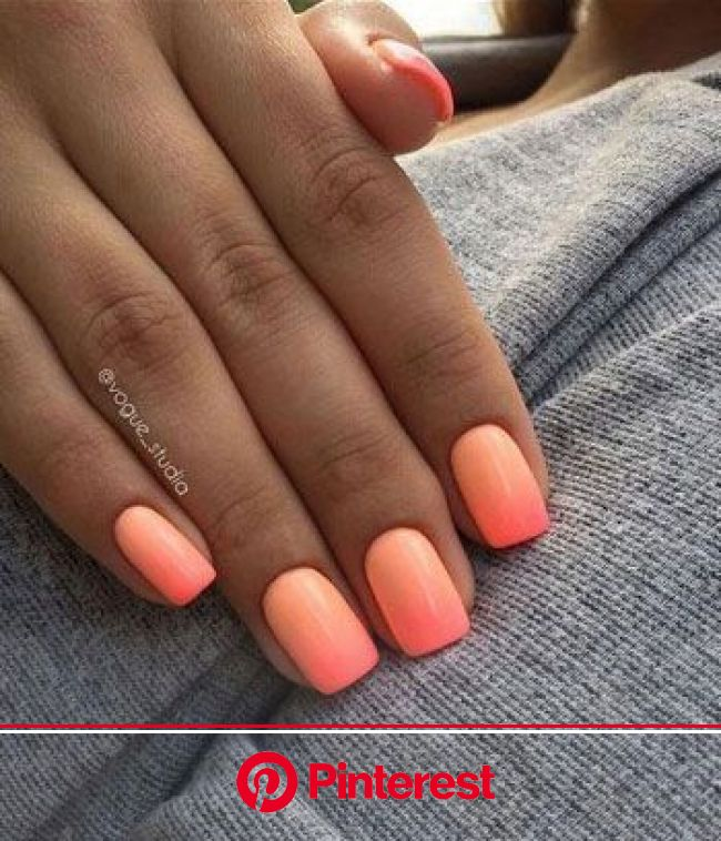 77 Bright Neon Nails to Try This Summer #summernails 77 Bright Neon Nails to Try This Summer | | Neon nails, Nail colors, Trendy nails