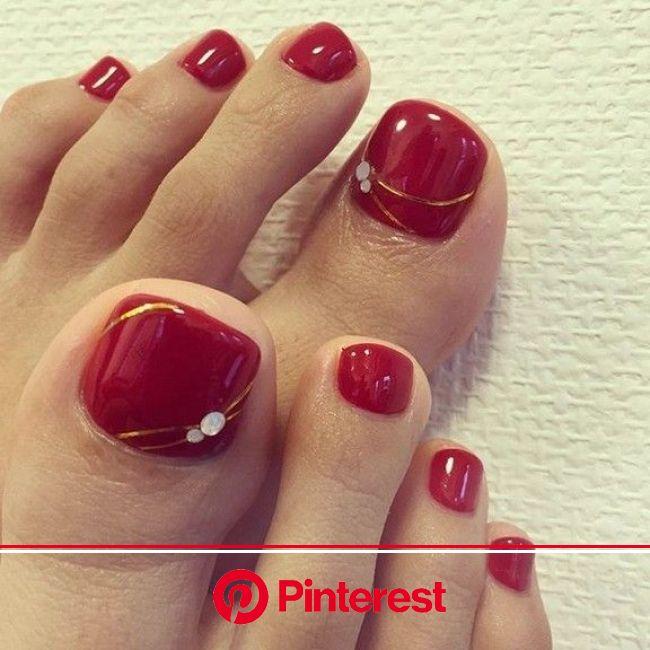 Inspirations of pedicure clubboxingday boxingday b | Pedicure designs toenails, Toe nail color, Pretty toe nails