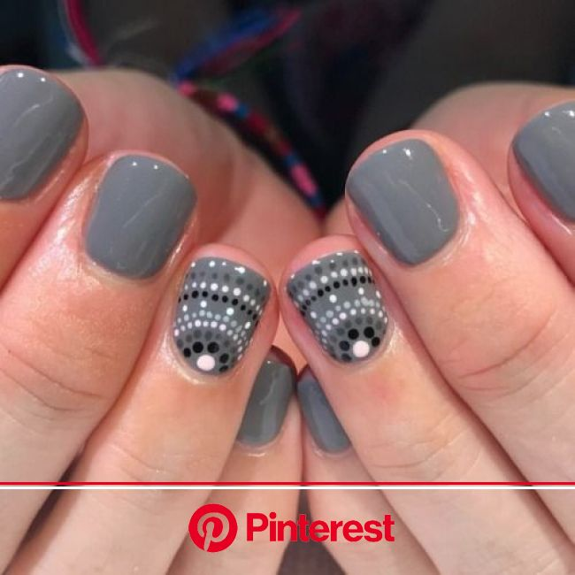 Hey, Nice Nails! | Bloglovin' | Cute nails, Dots nails, Accent nails