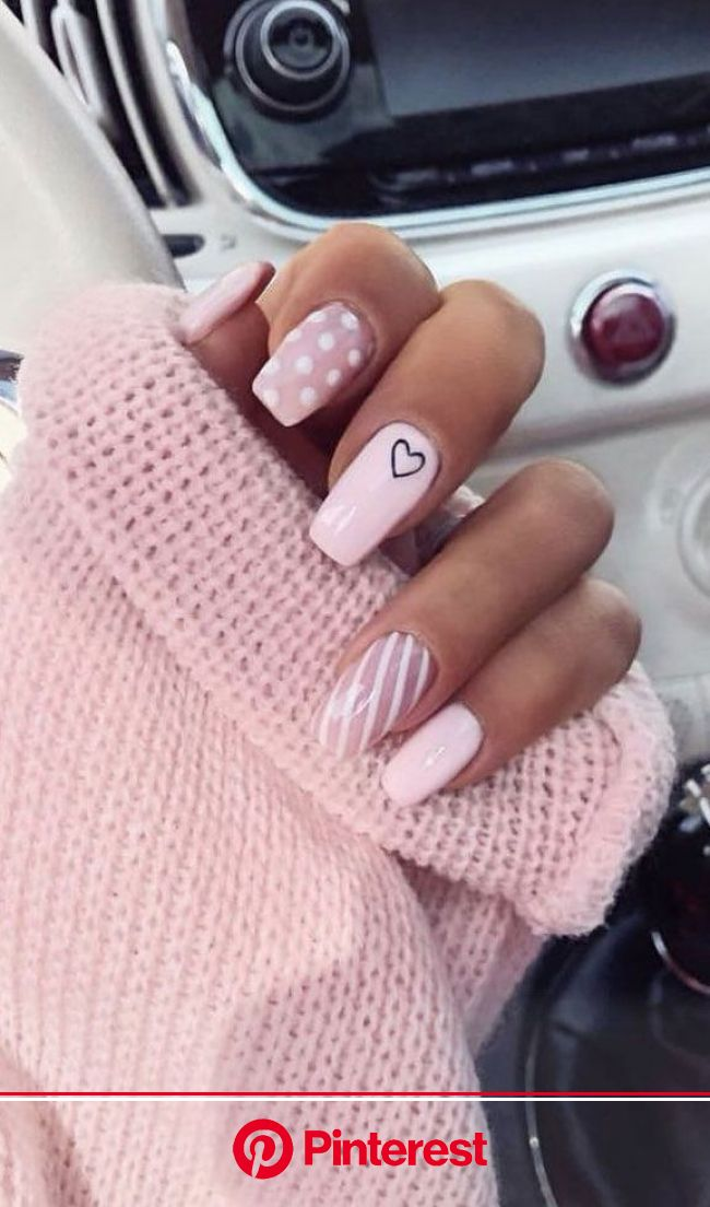 The best nail art designs for spring in 2020 | Pretty nail art designs, Pretty nail art, Cute spring nails