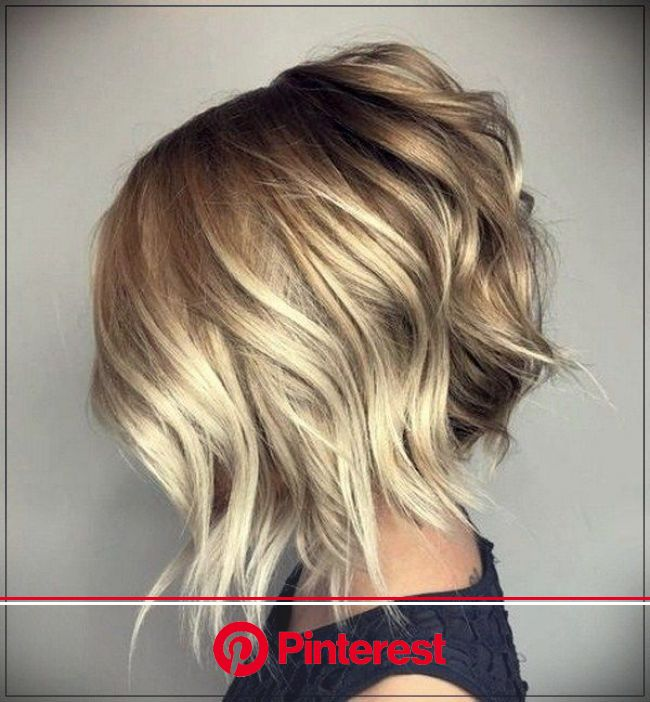 Super new haircuts for 2019-2020 season: TOP 7 of trends | Choppy bob hairstyles, Thick hair styles, Short bob hairstyles