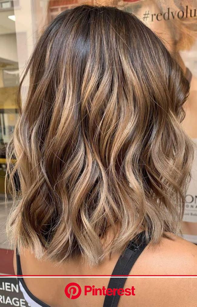 51 Gorgeous Hair Color Worth To Try This Season | Hair color ideas for brunettes balayage, Brown hair balayage, Hair color light brown