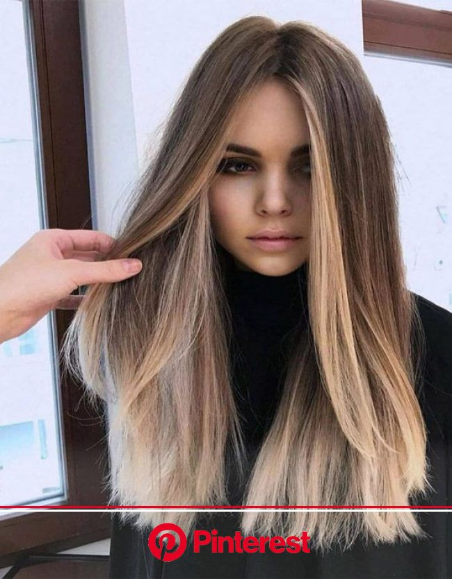 Lovely Blonde Balayage Hairstyle to Inspire you In 2020 | Balayage hair, Hair inspiration color, Long hair styles