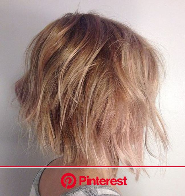 60 Messy Bob Hairstyles for Your Trendy Casual Looks | Messy bob hairstyles, Hair styles, Bob hairstyles
