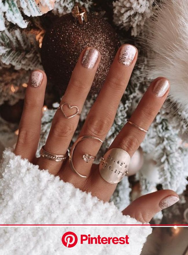 The 20+ Trendiest Fall Nail Colors + Fall Nails Inspiration | | Nails inspiration, Nail colors, Winter nails