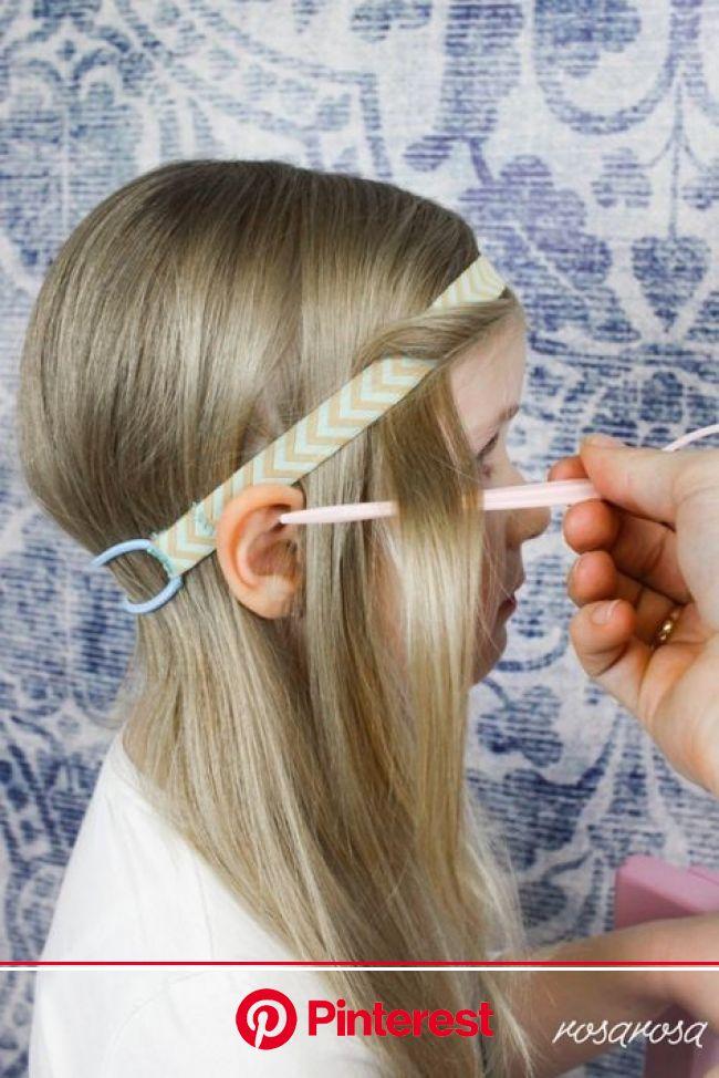 Frisuren kommunions Kommunion Haar