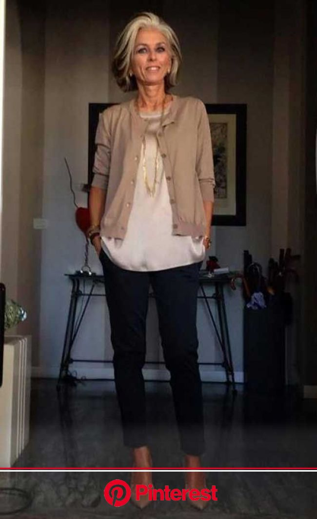 Comfy Casual Outfit for 50 Year Old Woman 441282463490296816 | Stylish outfits for women over 50, Comfy casual outfits, Clothes for women over 50