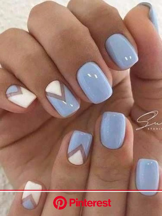 11 Spring Nail Designs People Are Loving on Pinterest | Nail designs spring, Spring nails, Nail designs summer