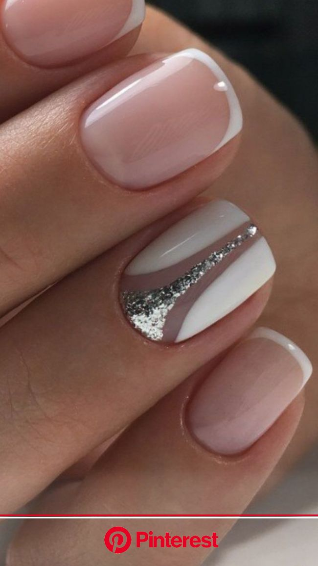 Natürliche Nägel   Bride nails, Super nails, Trendy nails